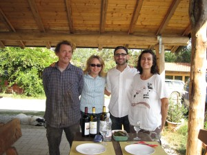 Bellotti is a well-known biodynamic wine maker