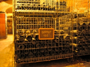Magnums of Mascarello's 1990 Barolos. I think I was weeping at this point.